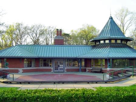 Stupp Center, Tower Grove Park