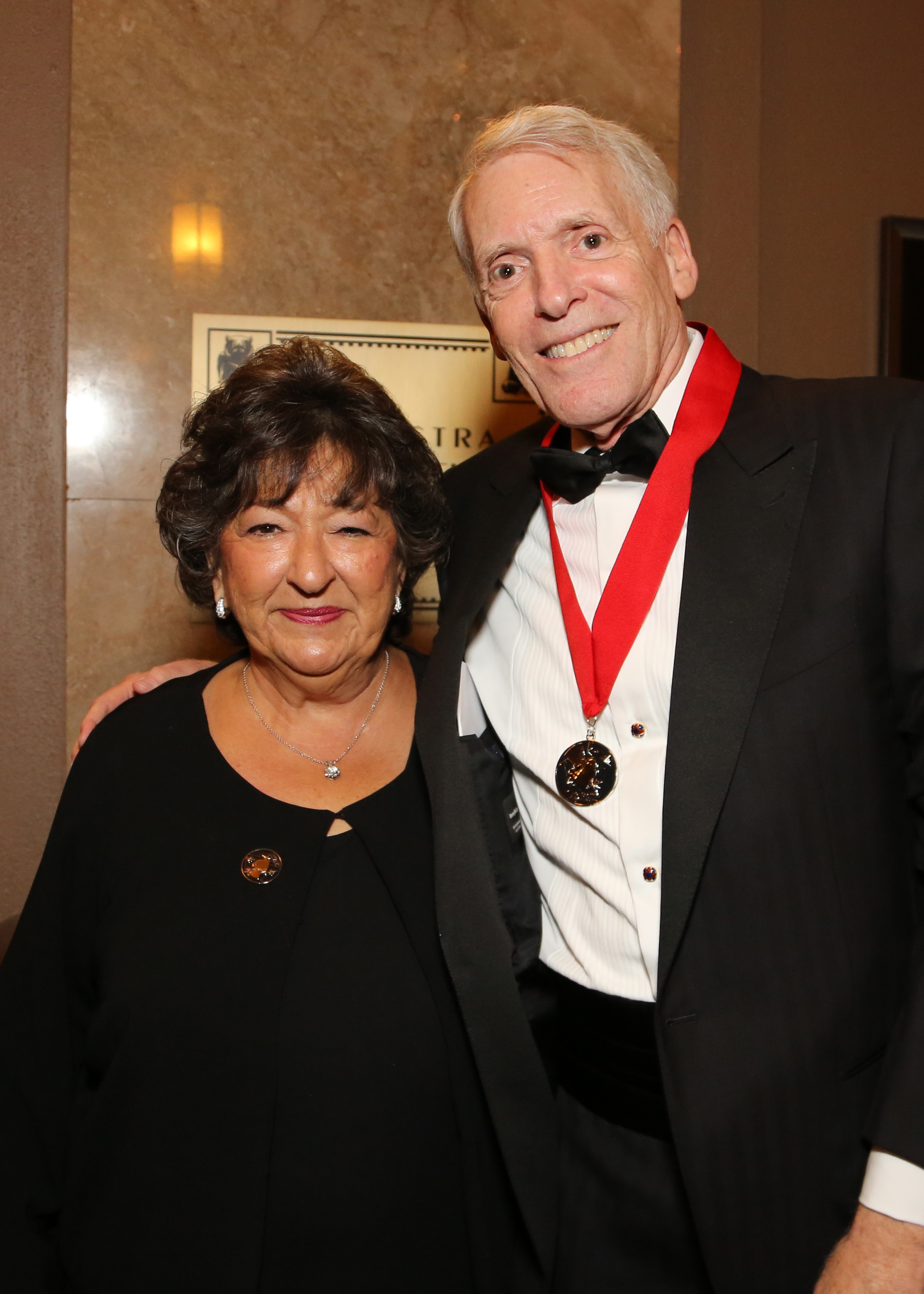 Nancy & Ken Kranzberg