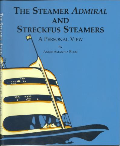 Steamer Admiral and Streckfus Steamers
