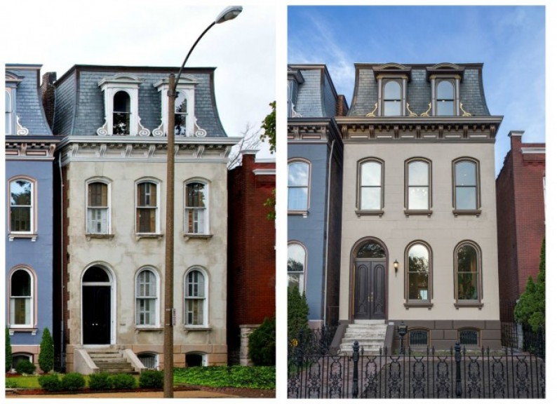 1540 Mississippi Before & After