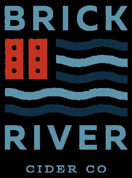 Brick River Cider Sponsor L ogo