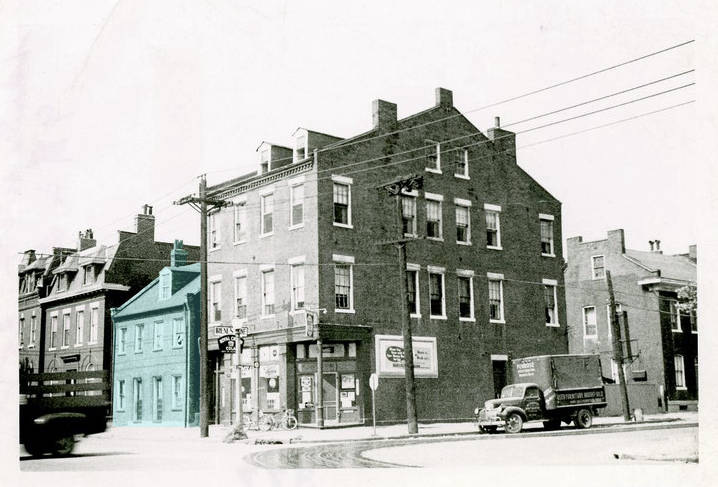 1805 S 9th_1940-1959_Swekosky_MHM collection