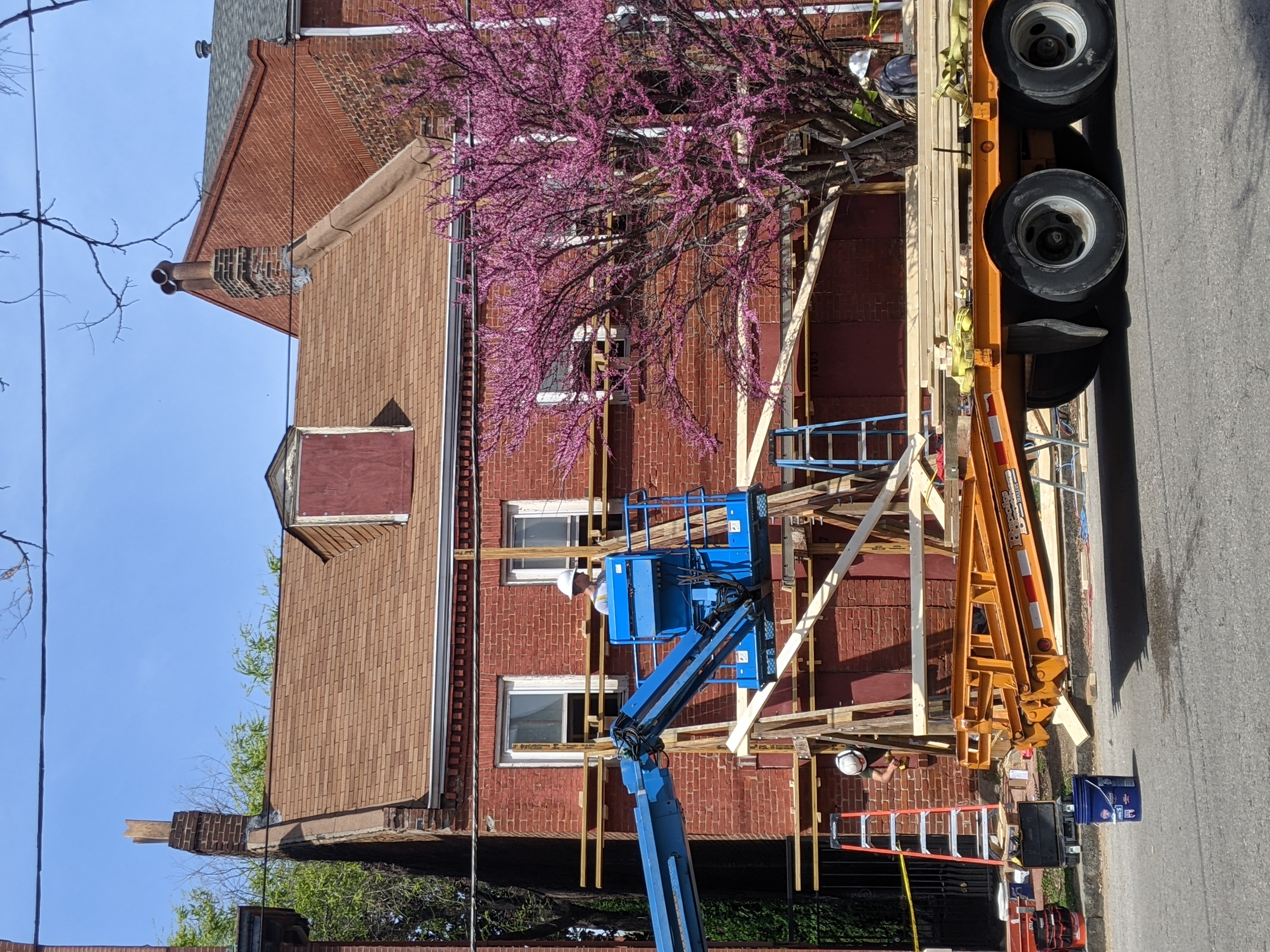 1805 S 9th Street_current construction