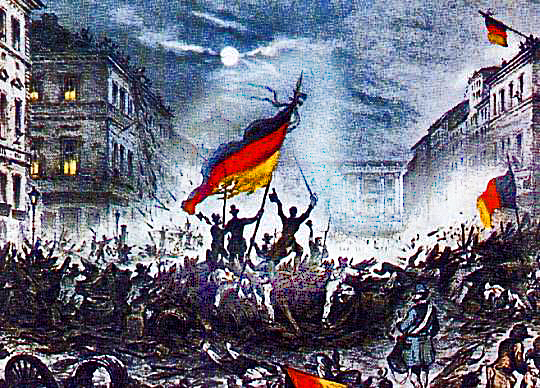 revolutions of 1848 Revolutions of 1848 series of revolutions in european countries which broke out within a few months of each other the general cause was the frustration of liberals.