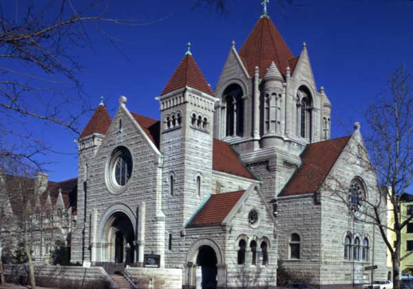 Second Presbyterian Church (1899)